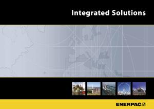 Enerpac Soluzioni integrate