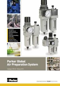 Parker Global Air Preparation System